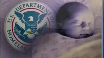 Bebé termina en condición crítica tras cruce fronterizo