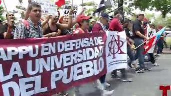 Exigen fin al aumento de matrícula de la UPR