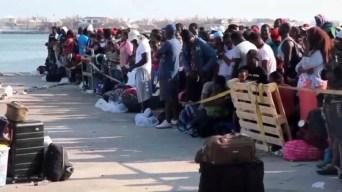 Expulsan a bahameños de ferry a EEUU por no tener visa