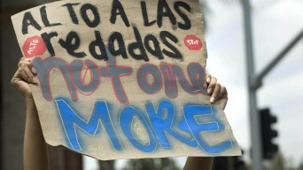 Niños desamparados tras redada masiva antiinmigrante
