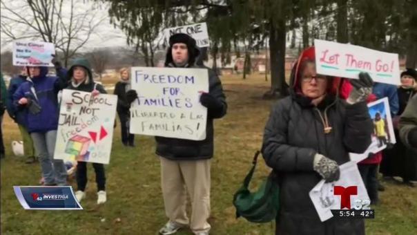 Activistas urgen cierre de centro de detención