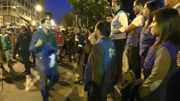 [TLMD - LV] Ecuador en crisis: muertos, heridos y detenidos