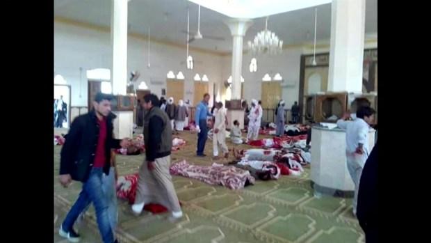 [TLMD - MIA] Mortífero atentado con bombas en Egipto