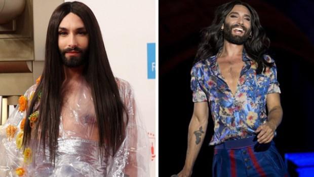 "Conchita, la ""diva barbuda"", revela que tiene VIH"