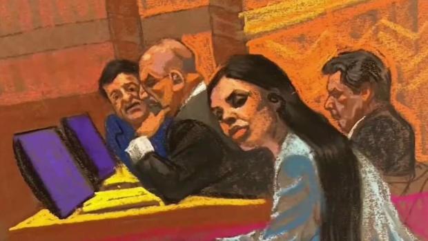"""[TLMD - NY] Fiscal afirma que """"El Chapo"""" daba órdenes y éstas se cumplían"""