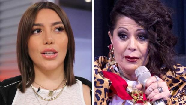 Frida Sofía ataca a su madre, Alejandra Guzmán, y luego le pide perdón