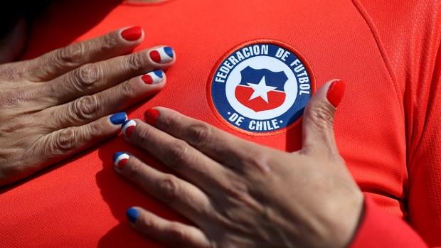[WWC 2019 - PUBLICADO] Así sonó el himno nacional de Chile en el Roazhon Park