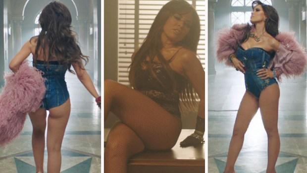 Gloria Trevi: una bomba sexual en su nuevo video musical