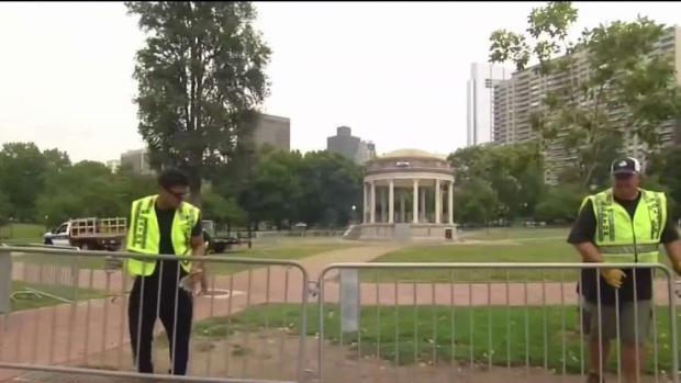 [TLMD - Boston] Autoridades se preparan para mantener el orden durante marcha en Boston