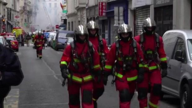 [TLMD - LV] Explosion en Paris deja muertos y heridos