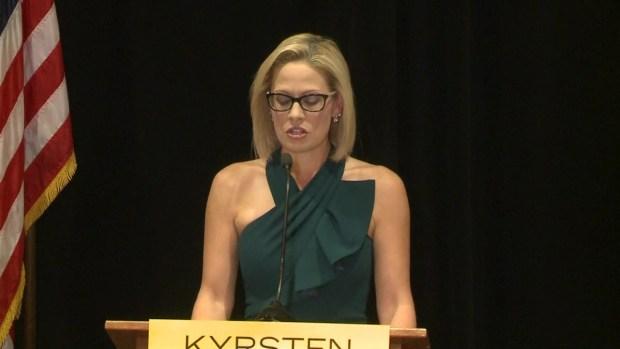 Primera mujer senadora en la historia de Arizona