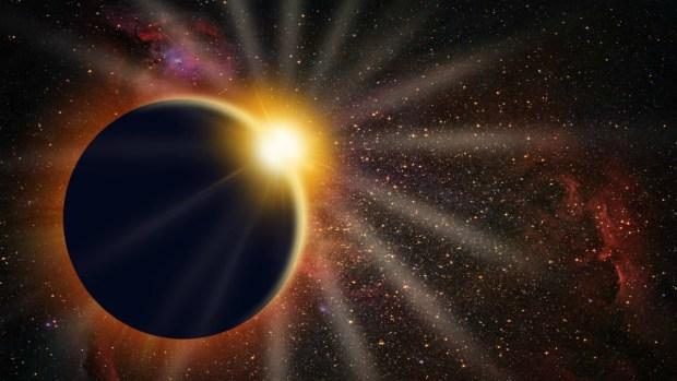 [TLMD - NATL] Qué es un eclipse total de sol y cómo verlo sin riesgos