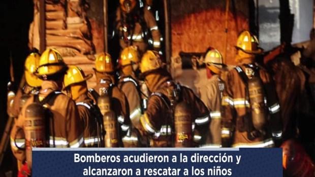 Incendio en guardería: cinco pequeños mueren tras ser rescatados de las llamas