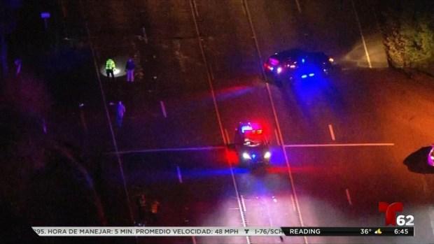 [TLMD - PHI] Hallan auto involucrado en accidente fatal