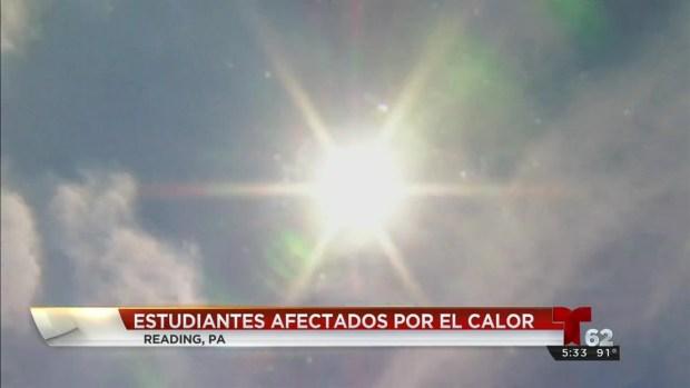 [TLMD - PHI] Molestoso para padres cierre de escuelas por calor