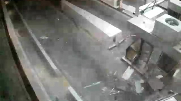[TLMD - Houston] Impactante momento de brutal accidente