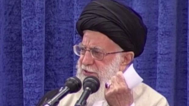 Qué dice el líder supremo de Irán
