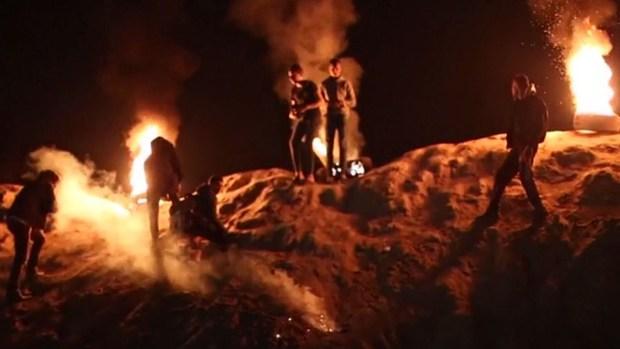 Bombazos, balas y muerte en Gaza