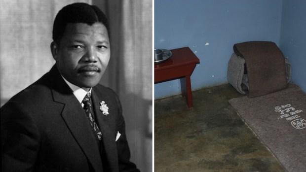 """""""Mi corazón sangra""""; las desgarradoras cartas de Mandela"""