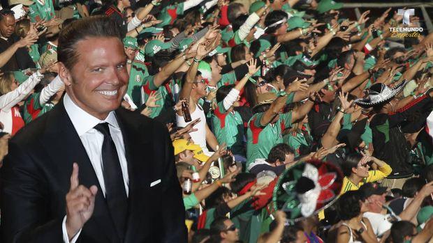 [World Cup 2018 PUBLISHED] El polémico grito ahora es canción de Luis Miguel