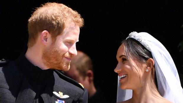 Harry, Meghan y su increíble historia de amor
