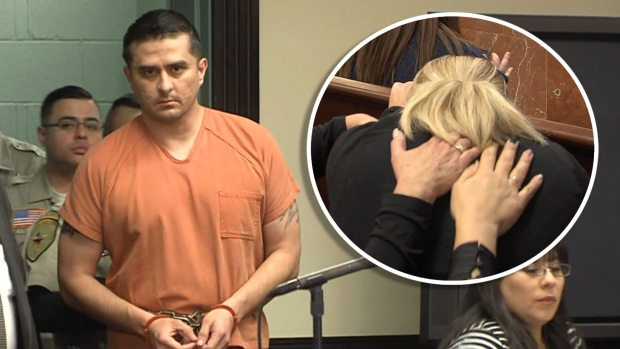 """""""Maldito asesino"""", le gritan a agente de BP acusado de matar brutalmente a mujeres"""