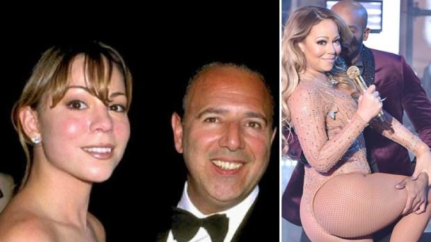 Tommy Mottola saca la cara por su ex Mariah Carey tras desastrosa presentación