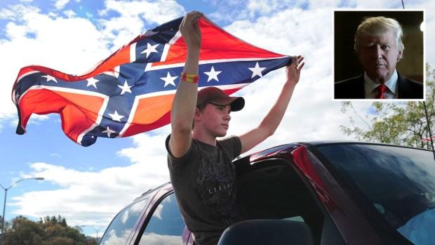 Trump y el resurgimiento del nacionalismo blanco
