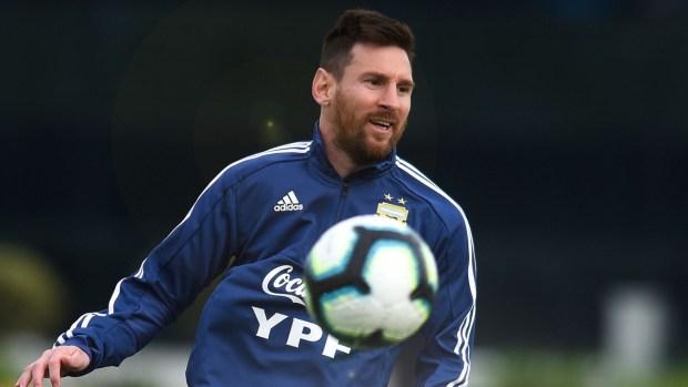 [Copa America] Cuál es el plan para Lionel Messi