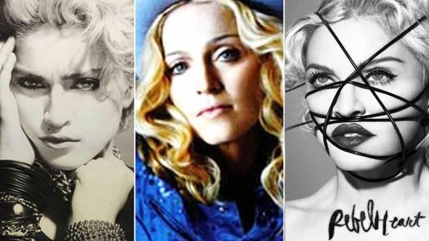 Madonna: música, éxitos y controversia