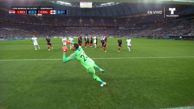 [World Cup 2018 PUBLISHED] ¡Gol! De tiro libre Trippier la clava en el ángulo