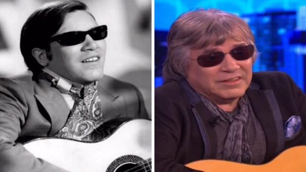 José Feliciano celebra 50 años de carrera artística