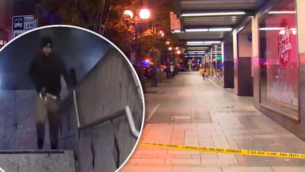 [TLMD - NATL] Muerte en el metro: buscan a sospechoso de tiroteo en Seattle