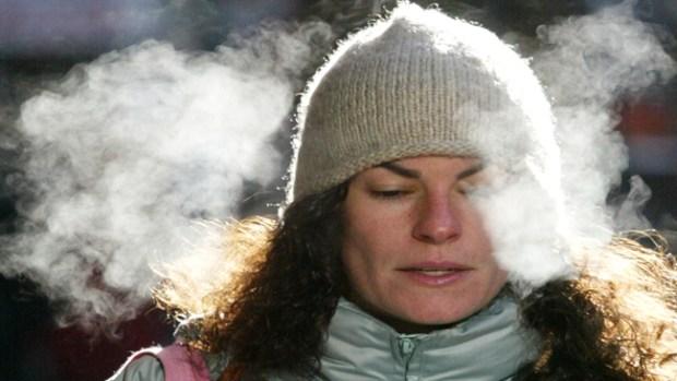 Fotos: Tormentas invernales inclementes
