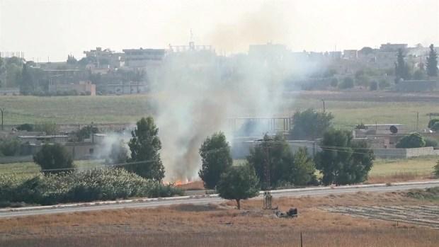 [TLMD - LV] Los bombazos turcos que remecen Siria