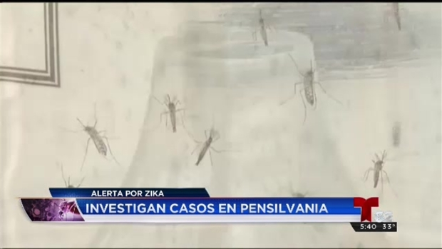 [TLMD - PHI] Confirman dos casos de Zika en Pensilvania