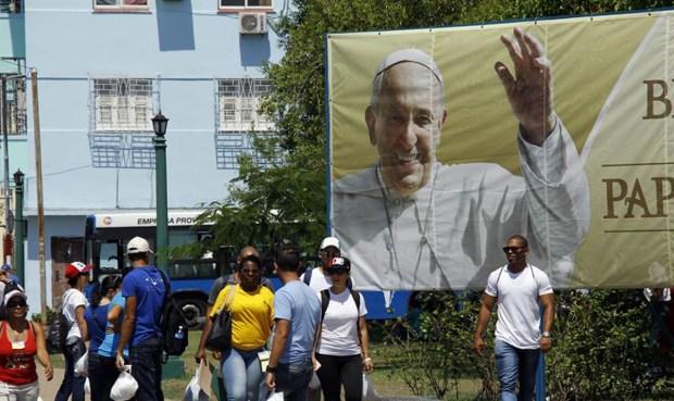Las frases del Papa Francisco en Cuba