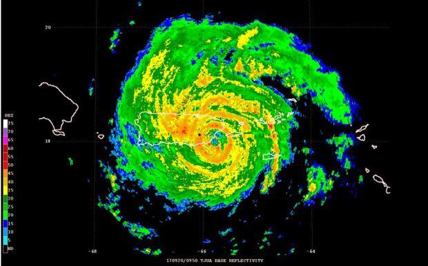 Revelan informe oficial sobre el huracán María