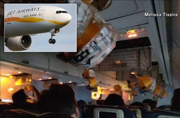 """Terror en el aire: Pasajeros sufren sangrado y dolor por """"error"""" del piloto"""