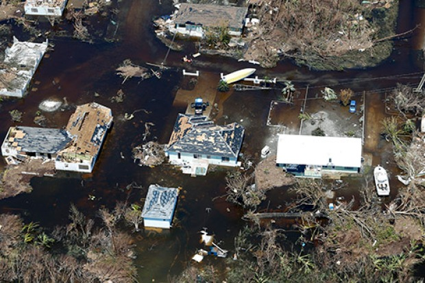Diez fotos impactantes de la devastación en Bahamas