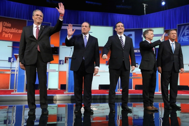 Las mejores frases del debate Republicano
