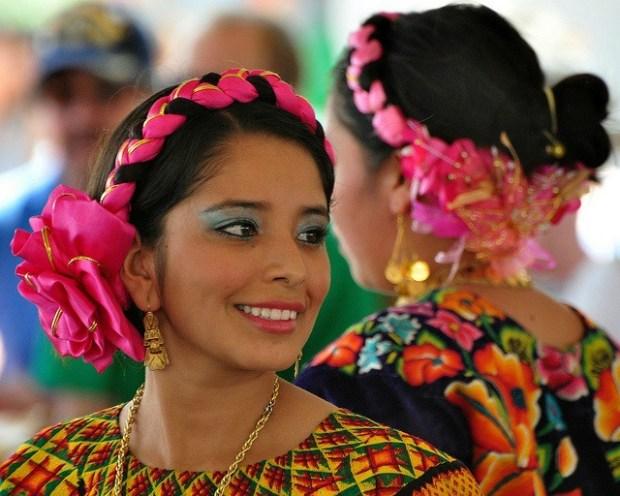 Guelaguetza, fiesta multicolor en México