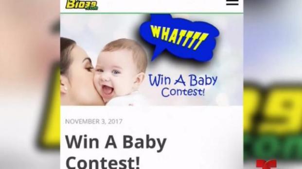 [TLMD - MIA] Sortear un bebé, el concurso de una radio para Acción de Gracias