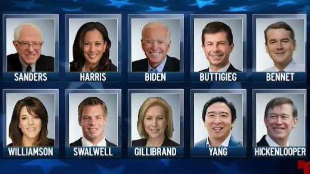 [TLMD] Los candidatos de la segunda noche del debate demócrata