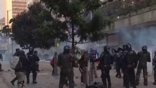 [TLMD - LV] Protestas, muerte y caos en Colombia