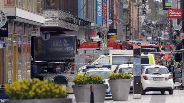 Noruega: detienen a sospechoso tras hallar posible bomba
