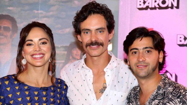 """Telemundo estrena """"El Barón""""; hablamos con los protagonistas de la serie"""