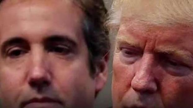 Cohen dice que mintió al Congreso a pedido de Trump