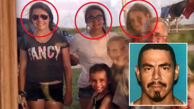 Fin de misterio: lo que pasó con 3 jóvenes hermanas desaparecidas
