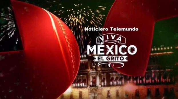 """Video: Así se vivió el """"Grito de Independencia"""" en México"""